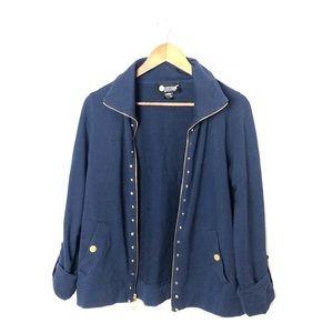 Christine Alexander Zip Up Jacket Small